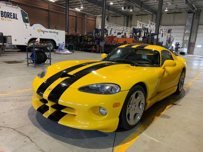 2001 Dodge Viper for sale at Truck Buyers in Magrath AB