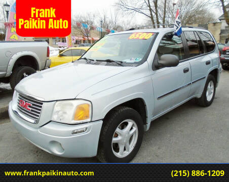 2008 GMC Envoy for sale at Frank Paikin Auto in Glenside PA