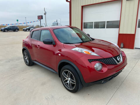 2013 Nissan JUKE for sale at SCOTT LEMAN AUTOS in Goodfield IL