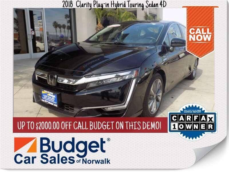 2018 Honda Clarity Plug-In Hybrid for sale in Norwalk, CA
