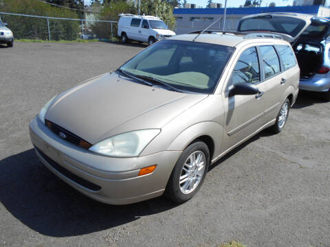 2002 Ford Focus for sale at Family Auto Network in Portland OR