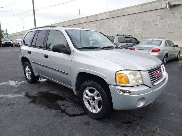 2007 GMC Envoy for sale at DONNY MILLS AUTO SALES in Largo FL