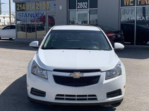 2014 Chevrolet Cruze for sale at Stanley Chrysler Dodge Jeep Ram Gatesville Buy Here Pay Here in Gatesville TX