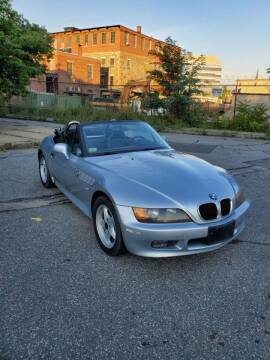 1997 BMW Z3 for sale at EBN Auto Sales in Lowell MA