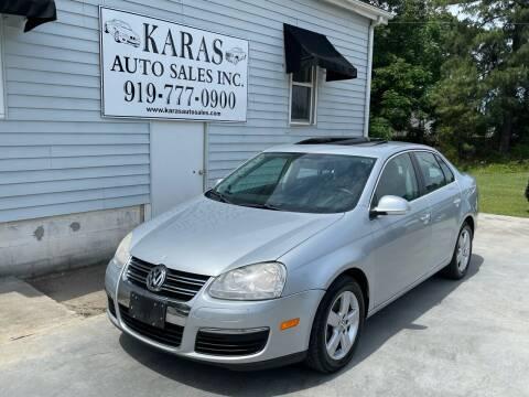 2009 Volkswagen Jetta for sale at Karas Auto Sales Inc. in Sanford NC