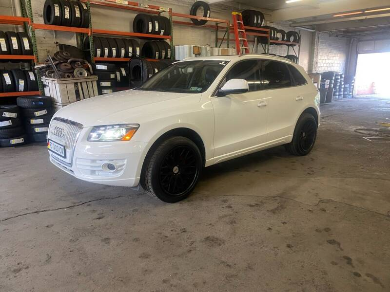 2012 Audi Q5 for sale at MG Auto Sales in Pittsburgh PA