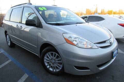2008 Toyota Sienna for sale at Choice Auto & Truck in Sacramento CA