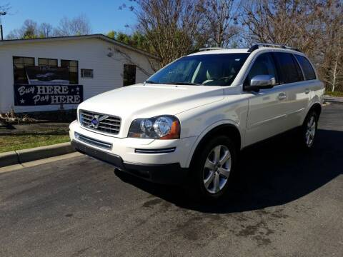 2010 Volvo XC90 for sale at TR MOTORS in Gastonia NC