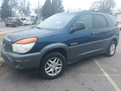2003 Buick Rendezvous for sale at ZITTERICH AUTO SALE'S in Sioux Falls SD