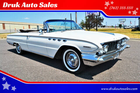 1961 Buick Electra for sale at Druk Auto Sales in Ramsey MN