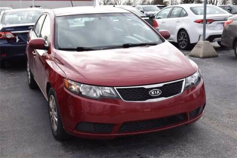2011 Kia Forte for sale at BOB ROHRMAN FORT WAYNE TOYOTA in Fort Wayne IN