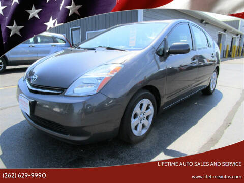 2008 Toyota Prius for sale at Lifetime Auto Sales and Service in West Bend WI