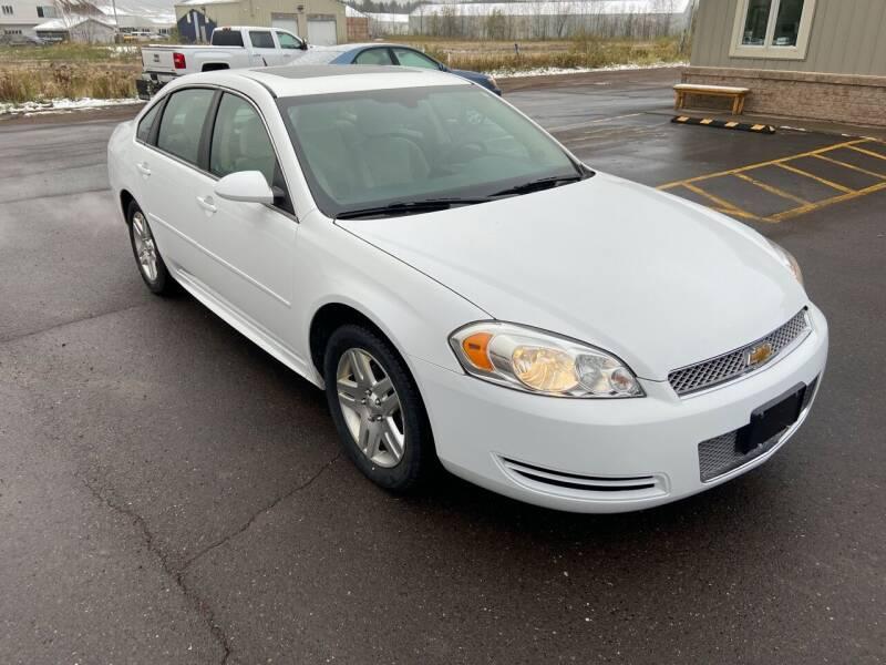 2015 Chevrolet Impala Limited LT Fleet 4dr Sedan - Hermantown MN