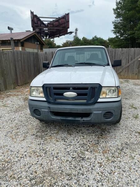 2009 Ford Ranger for sale at Dalia Motors LLC in Winder GA