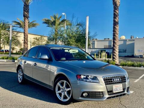2009 Audi A4 for sale at Car Hero LLC in Santa Clara CA