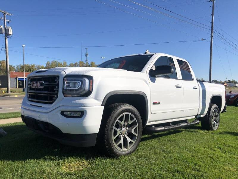 2018 GMC Sierra 1500 for sale at GRAFF CHEVROLET BAY CITY in Bay City MI