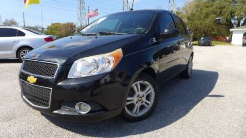 2010 Chevrolet Aveo for sale at Das Autohaus Quality Used Cars in Clearwater FL