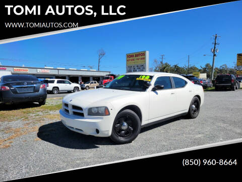 2010 Dodge Charger for sale at TOMI AUTOS, LLC in Panama City FL