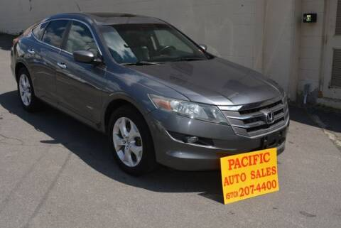 2011 Honda Accord Crosstour for sale at CASTLE AUTO AUCTION INC. in Scranton PA