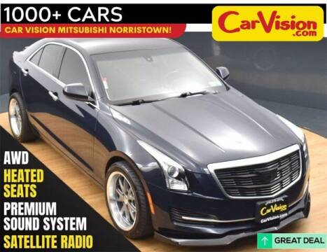 2018 Cadillac ATS for sale at Car Vision Buying Center in Norristown PA