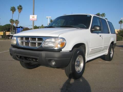 1996 Ford Explorer for sale at M&N Auto Service & Sales in El Cajon CA