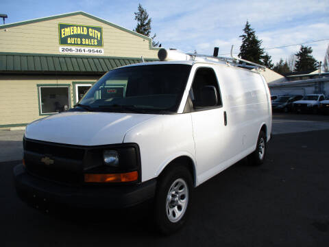 2014 Chevrolet Express Cargo for sale at Emerald City Auto Inc in Seattle WA