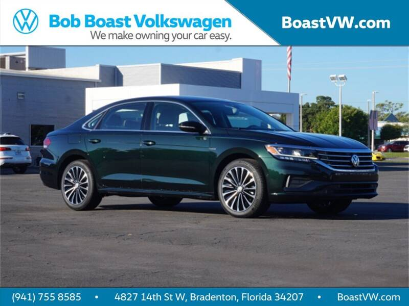 2022 Volkswagen Passat for sale at Bob Boast Volkswagen in Bradenton FL
