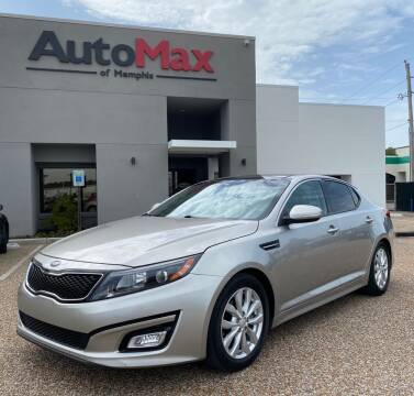 2015 Kia Optima for sale at AutoMax of Memphis in Memphis TN