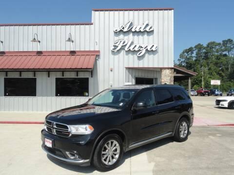 2018 Dodge Durango for sale at Grantz Auto Plaza LLC in Lumberton TX