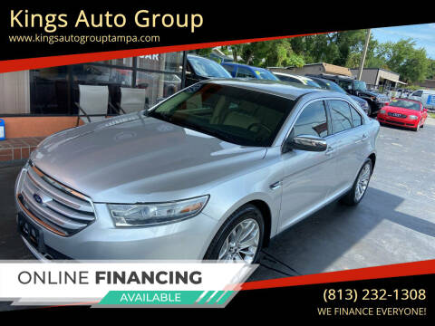 2013 Ford Taurus for sale at Kings Auto Group in Tampa FL