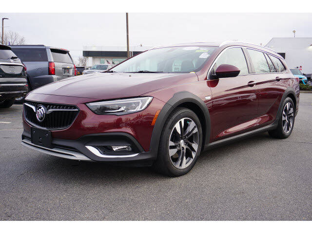 2018 Buick Regal TourX for sale at Classified pre-owned cars of New Jersey in Mahwah NJ