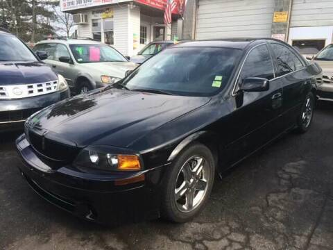 2002 Lincoln LS for sale at Drive Deleon in Yonkers NY
