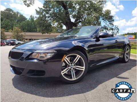 2010 BMW M6 for sale at Carma Auto Group in Duluth GA