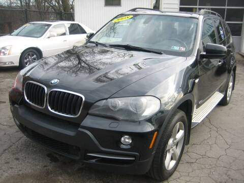 2008 BMW X5 for sale at B. Fields Motors, INC in Pittsburgh PA