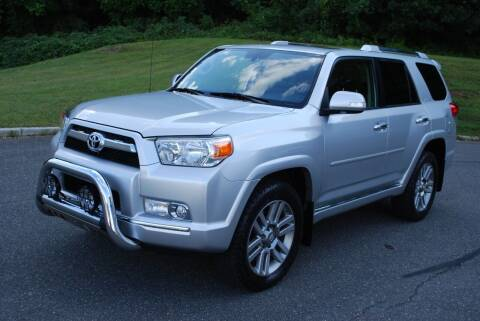 2012 Toyota 4Runner for sale at New Milford Motors in New Milford CT