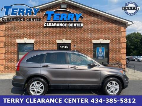 2011 Honda CR-V for sale at Terry Clearance Center in Lynchburg VA