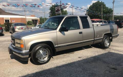 1999 GMC Sierra 1500 Classic for sale at VAUGHN'S USED CARS in Guin AL