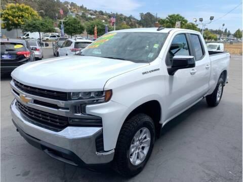 2020 Chevrolet Silverado 1500 for sale at AutoDeals in Hayward CA