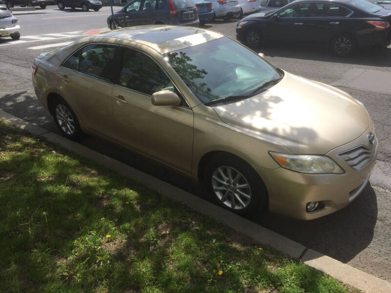 2010 Toyota Camry for sale at UNION AUTO SALES in Vauxhall NJ