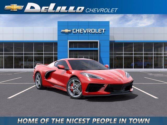 2021 Chevrolet Corvette for sale in Huntington Beach, CA