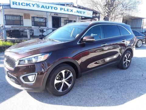 2016 Kia Sorento for sale at RICKY'S AUTOPLEX in San Antonio TX