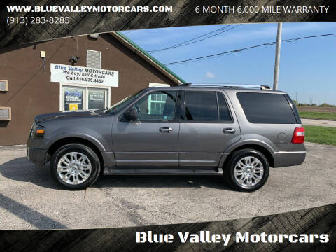 2012 Ford Expedition for sale at Blue Valley Motorcars in Stilwell KS