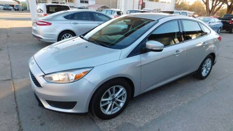 2017 Ford Focus for sale at Mid Kansas Auto Sales in Pratt KS