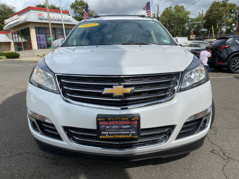 2017 Chevrolet Traverse for sale at Nasa Auto Group LLC in Passaic NJ