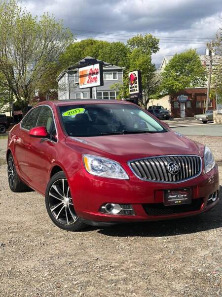 2017 Buick Verano for sale at Best Cars Auto Sales in Everett MA