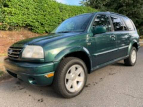 2001 Suzuki XL7 for sale at KC Cars Inc. in Portland OR