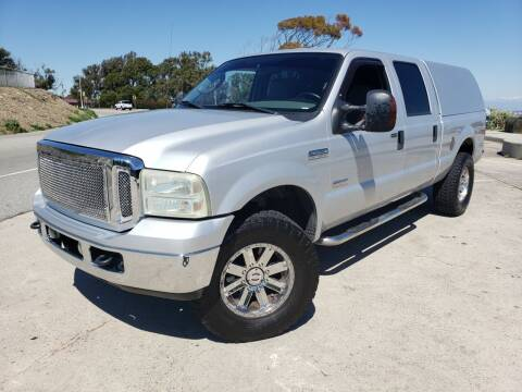 2005 Ford F-250 Super Duty for sale at L.A. Vice Motors in San Pedro CA