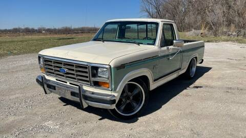 1982 Ford F-100 for sale at ROUTE 6 AUTOMAX in Markham IL