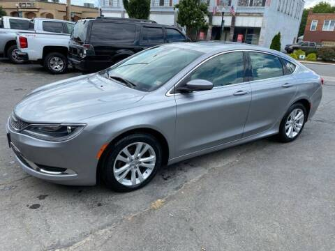 2015 Chrysler 200 for sale at East Main Rides in Marion VA