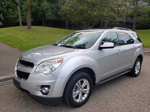 2012 Chevrolet Equinox for sale at Houston Auto Preowned in Houston TX